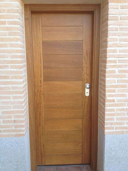 Puertas de entrada de puertas castilla la mancha - Precio puerta seguridad ...